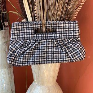 Handbags - Fabric clutch with cute design